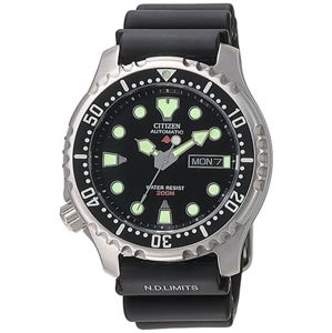 Citizen Promaster 200 Divers NY0040-09E