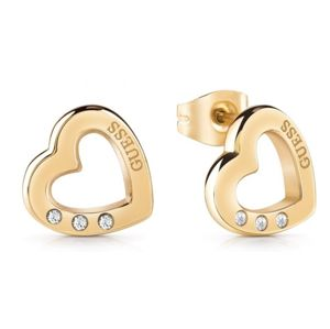 Guess Hearted Chain UBE29059