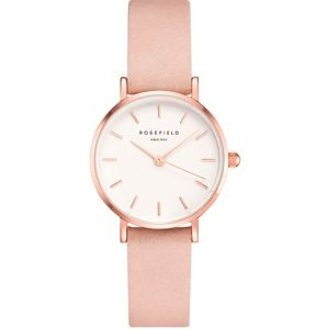 Rosefield 26MM White Pink Rose Gold 26WPR-263