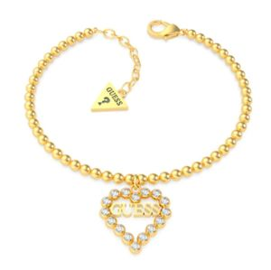 Guess Crystals Heart UBB70087-S