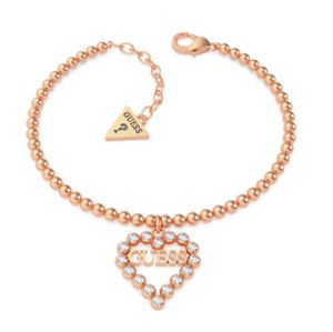 Guess Crystals Heart UBB70088-S