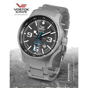 "Vostok Europe Expedition ""NORTH POLE-1"" Automatic NH35-5955195B"
