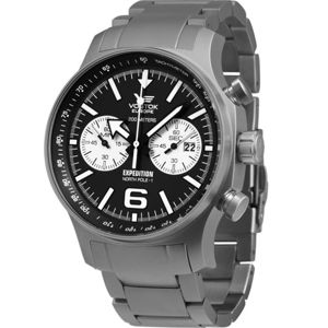 "Vostok Europe Expedition ""NORTH POLE-1"" Chrono 6S21-5955199B"